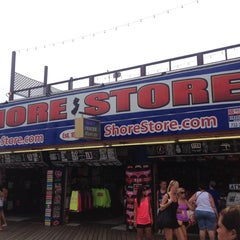 Photo taken at The Shore Store by Carlos G. on 7/7/2012