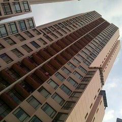 Photo taken at Apartemen Mediteranian tower bougenvile by Ricky A. on 8/22/2012