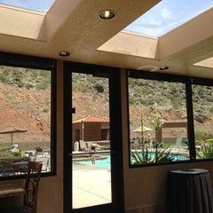 Photo taken at Ramada Inn by Ben B. on 5/12/2012
