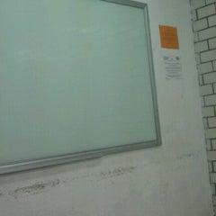 Photo taken at Universidad Insurgentes Plantel Norte by Enrique G. on 7/30/2012