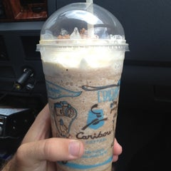 Photo taken at Caribou Coffee by Scott H. on 7/5/2012