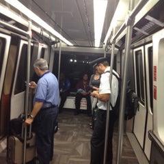 "Photo taken at Plane Train by ""  Thomas D. on 8/9/2012"