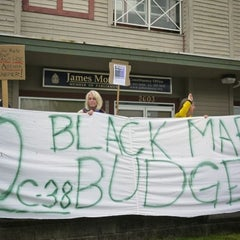 Photo taken at James Moore Constituency Office by Jeff T. on 6/3/2012
