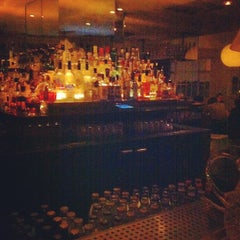 Photo taken at Shoreditch House by Jesse J. on 3/23/2012