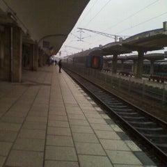 Photo taken at Gara Timișoara Nord by A.j. B. on 4/16/2012