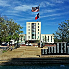 Photo taken at Smith County Courthouse by Donny E. on 3/22/2012