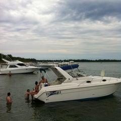 Photo taken at Presque Isle Beach 11 by Brandy M. on 6/24/2012