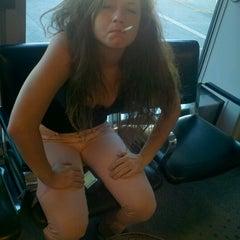 Photo taken at Smoking Lounge by Melissa M. on 6/28/2012