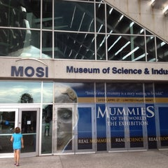 Photo taken at Museum of Science & Industry (MOSI) by Kevin S. on 5/4/2012