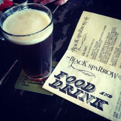 Photo taken at The Black Sparrow by Jon T. on 8/8/2012