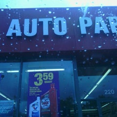 Photo taken at O'Reilly Auto Parts by Nick P. on 9/7/2012