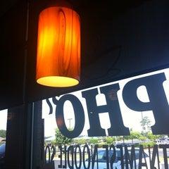 Photo taken at Lotus Vietnamese Cuisine by Geeks Gone Global on 6/28/2012