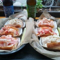 Photo taken at Luke's Lobster by Brian K. on 7/7/2012