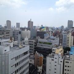 Photo taken at ヤマハミュージックアベニュー新宿クラッセ by Ichiro S. on 7/29/2012