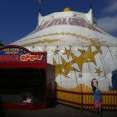 Photo taken at Big Apple Circus by Rafi B. on 6/17/2012