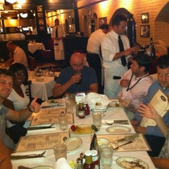 Photo taken at Majors Steak House by Jeff S. on 7/26/2012