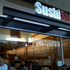 Photo taken at SushiStop by Charles U. on 7/1/2012