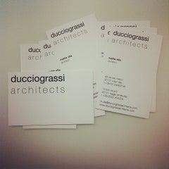 Photo taken at Duccio Grassi Architects by Nuno R. on 4/12/2012