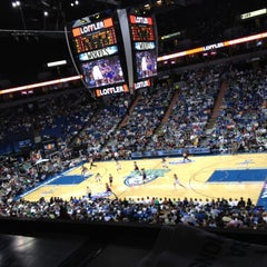 Photo taken at Target Center by Amanda C. on 5/20/2012