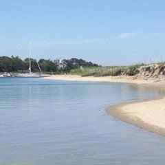 Photo taken at Dead Neck Island by Lyndsay W. on 6/8/2012