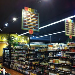 Photo taken at Nature's Food Patch Market & Cafè by Alyssa D. on 7/1/2012