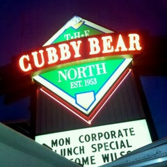Photo taken at Cubby Bear North by Ken S. on 8/14/2012