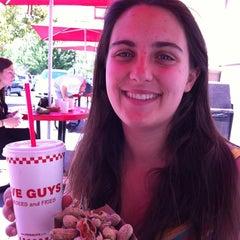 Photo taken at Five Guys by David M. on 5/12/2012