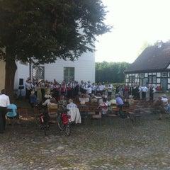 Photo taken at Jagdschloss Grunewald by Tobi H. on 6/30/2012