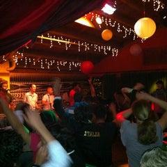 Photo taken at Monsoon Cafe by Felipe L. on 5/5/2012