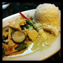 Photo taken at Taste of Thai by Ayaka I. on 2/5/2012