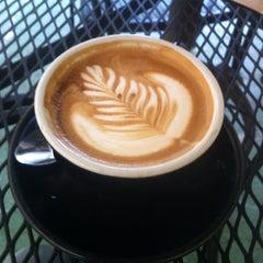 Photo taken at Hacienda San Pedro Coffee Shop by Alexis B. on 3/6/2012
