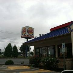 Photo taken at Burger King® by LaTesha S. on 5/9/2012