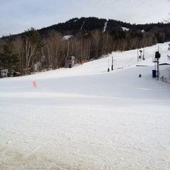 Photo taken at Attitash Mountain Resort by Heath L. on 2/16/2012