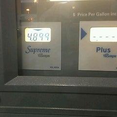 Photo taken at Chevron by Cisco G. on 4/28/2012