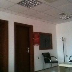 Photo taken at SDÜ Uzaktan Eğitim MYO by Osman D. on 8/29/2012