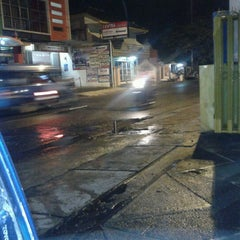 Photo taken at Jalan Mayjen D.I. Panjaitan by Harits Fahreza C. on 4/16/2012