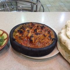 Photo taken at Al-Fakhar Turkish Restaurant | مطعم الفخار by Mazen A. on 2/22/2012