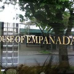 Photo taken at House Of Empanadas by Leonardo S. on 5/1/2012