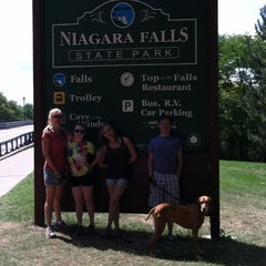Photo taken at Niagara USA Official Visitor Center by Al A. on 8/20/2012