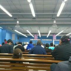 Photo taken at Poupatempo Santo Amaro by Brunno C. on 5/2/2012