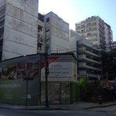 Photo taken at Avenida Visconde de Albuquerque by Alexandre B. on 9/5/2012
