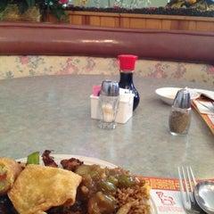 Photo taken at Hong Wong Restaurant by Joe R. on 7/26/2012