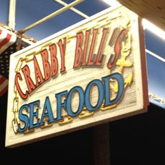 Photo taken at Crabby Bill's Clearwater Beach by Mariah M. on 3/11/2012