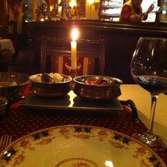 Photo taken at Mayur - Indisches Restaurant by Alena S. on 2/23/2012