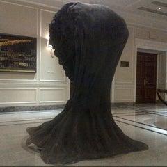 Photo taken at Hyatt Regency London - The Churchill by DTourist  F. on 9/8/2012