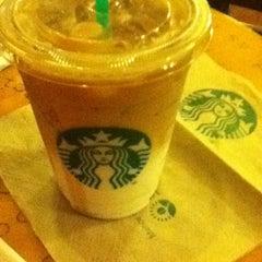 Photo taken at Starbucks by Cesar H. on 3/6/2012