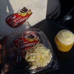 Photo taken at The Cupcakery by Heatherly L. on 8/8/2012