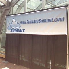 Photo taken at Affiliate Summit East 2012 by Makis P. on 8/13/2012