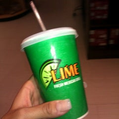 Photo taken at Lime Fresh Grill by LiLLy on 6/17/2012