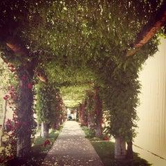 Photo taken at South Coast Winery Resort & Spa by Kim O. on 5/12/2012